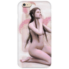 Ninfa rosada Phone Case