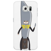ninja Brian dressed as a knife holding a knife Phone Case