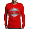 Nintendo Classically Trained Mens Long Sleeve T-Shirt