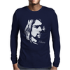 Nirvana Kurt Cobain Mens Long Sleeve T-Shirt