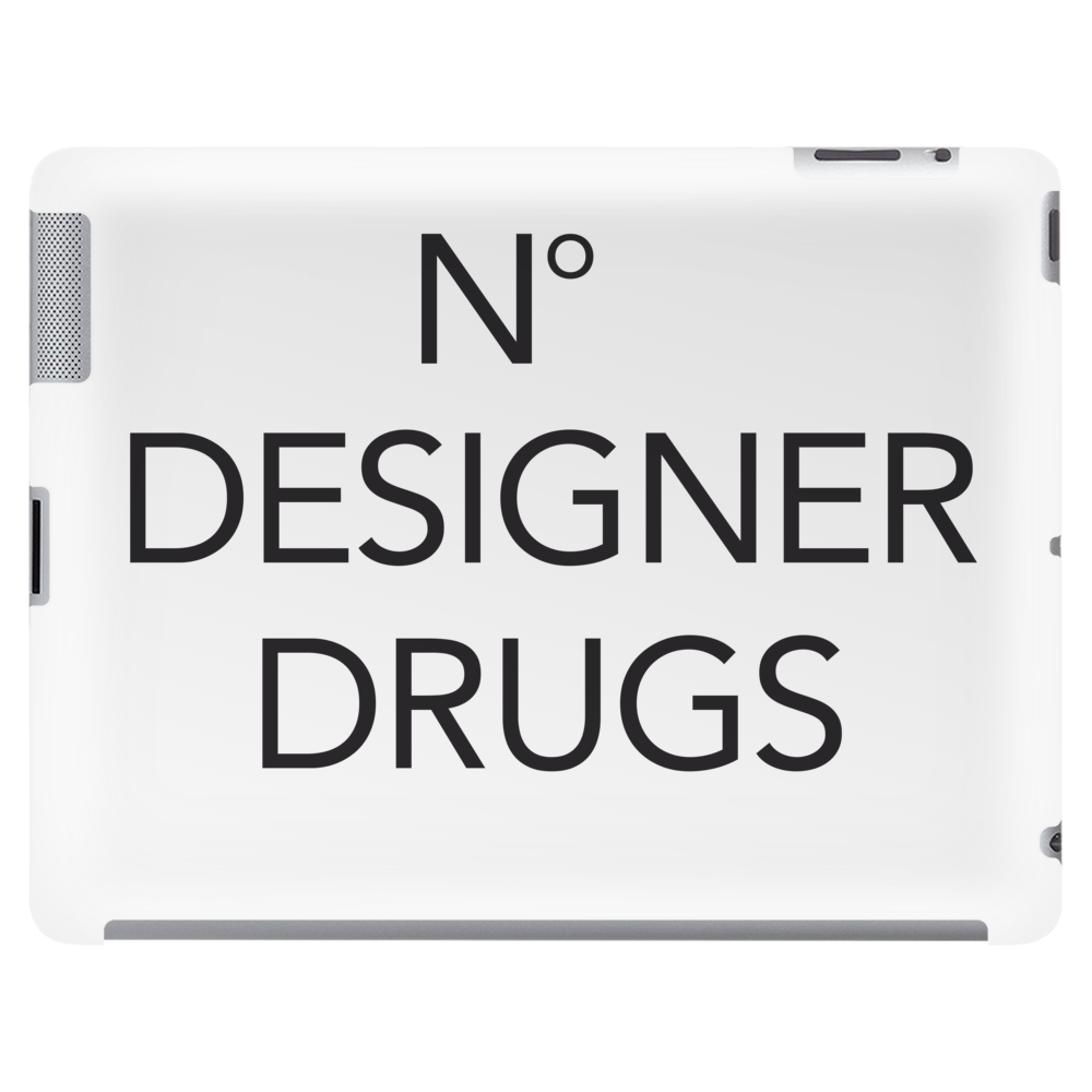 NO DESIGNER DRUGS Tablet (horizontal)