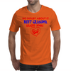 No Doubt About It Best Grandma Hands Down Mens T-Shirt