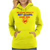 No Doubt About It Best Grandma Hands Down Womens Hoodie