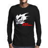 No Fear Motogp Biker Mens Long Sleeve T-Shirt