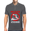 No Flex Zone Arm Gym Workout Mens Polo