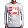 No Flex Zone Mens Long Sleeve T-Shirt