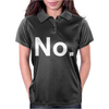 No Funny New Womens Polo