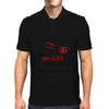 No Girl for one Night Mens Polo