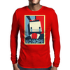 No Hope Mens Long Sleeve T-Shirt