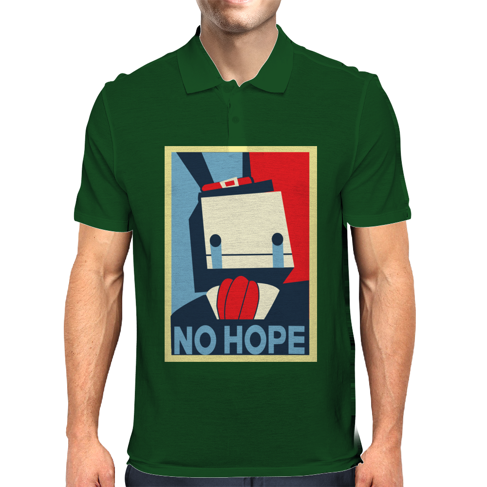 No Hope Mens Polo