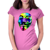 No longer anonymous. Womens Fitted T-Shirt