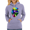No longer anonymous. Womens Hoodie