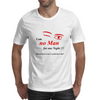 No man for one night Mens T-Shirt
