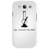 No no, this is a pipe! Phone Case
