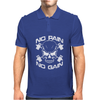 No Pain No Gain Mens Polo