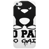 No Pain No Gain Penguin Phone Case