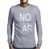 No Pants Are The Best Pants Mens Long Sleeve T-Shirt