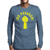 NO-PASARAN Mens Long Sleeve T-Shirt