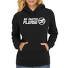 No Photos Please Camera Womens Hoodie