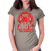 No Saints in the Animal Kingdom Womens Fitted T-Shirt