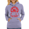 No Saints in the Animal Kingdom Womens Hoodie