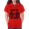 No Shirt Womens Polo
