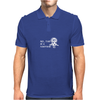 No This Is A Football Funny Humor Geek Mens Polo