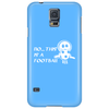 No This Is A Football Funny Humor Geek Phone Case