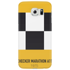 No002 My Taxi Driver minimal movie car poster Phone Case