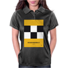 No002 My Taxi Driver minimal movie car poster Womens Polo