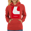 No003 My starsky and hutch minimal movie car poster Womens Hoodie