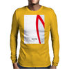 No008 My Speed Racer minimal movie car poster Mens Long Sleeve T-Shirt