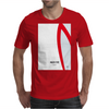 No008 My Speed Racer minimal movie car poster Mens T-Shirt
