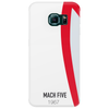 No008 My Speed Racer minimal movie car poster Phone Case