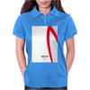 No008 My Speed Racer minimal movie car poster Womens Polo