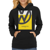 No009 My LITTLE MISS SUNSHINE minimal movie car poster Womens Hoodie