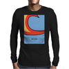 No010 My WAYNES WORLD minimal movie car poster Mens Long Sleeve T-Shirt