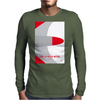 No015 My GHOSTBUSTERS minimal movie car poster Mens Long Sleeve T-Shirt