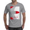 No015 My GHOSTBUSTERS minimal movie car poster Mens T-Shirt