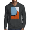 No016 My LE MANS minimal movie car poster Mens Hoodie