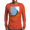 No016 My LE MANS minimal movie car poster Mens Long Sleeve T-Shirt