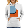 No016 My LE MANS minimal movie car poster Womens Hoodie