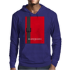No018 My The Italian Job minimal movie car poster Mens Hoodie