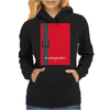 No018 My The Italian Job minimal movie car poster Womens Hoodie