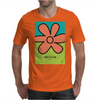 No020 My SCOOBY DOO minimal movie car poster Mens T-Shirt