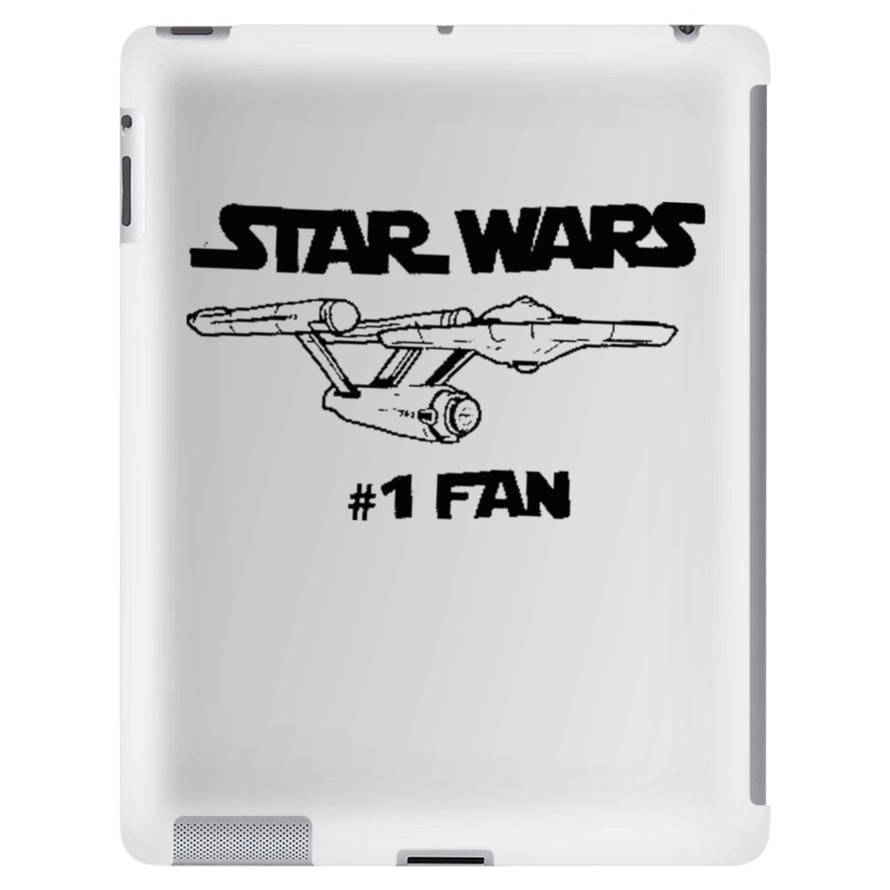 No.1 Fan Star Wars Force Awakens Tablet
