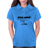 No.1 Fan Star Wars Force Awakens Womens Polo