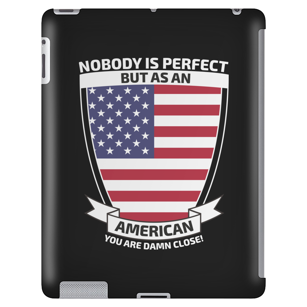 Nobody is perfect Tablet