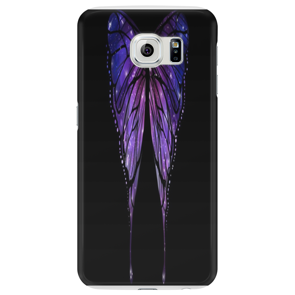 Nocturnal Butterfly Phone Case