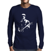 Noel Gallagher Oasis Rock Mens Long Sleeve T-Shirt